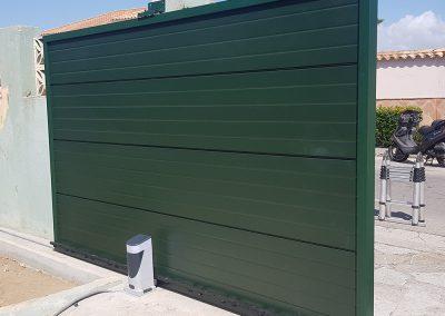 Puertas de garaje Algeciras